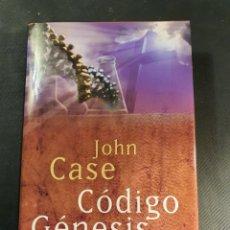 Libros: CÓDIGO GÉNESIS. Lote 245024375