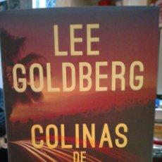 Libros: LEE GOLDBERG. COLINAS DE CALIFORNIA.(UN CASO DE EVE RONIN) .RBA. Lote 245741125