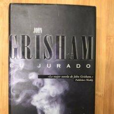 """Libros: LIBRO """"EL JURADO"""" DE JOHN GRISHAM. Lote 246102650"""