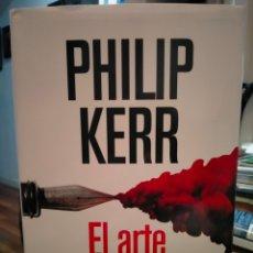 Libros: PHILIP KERR. EL ARTE DEL CRIMEN .RBA. Lote 246597445