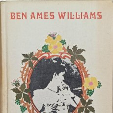 Libros: EXTRAÑA MUJER, BEN AMES WILLIAMS - TAPA DURA - 1964 - NOVELA - EN BUEN ESTADO. Lote 247236320