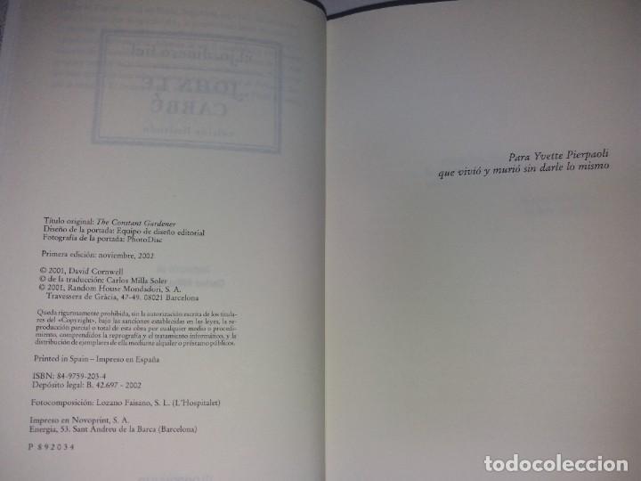 Libros: MITICA OBRA CUMBRE DE JHON LE CARRÉ MAESTRO DE LAS NOVELAS DE ESPIAS EDICION LIMITADA - Foto 9 - 249598640