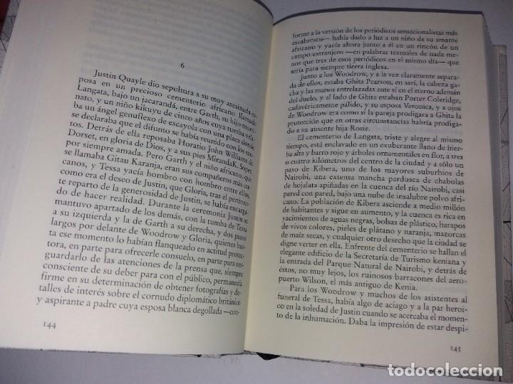 Libros: MITICA OBRA CUMBRE DE JHON LE CARRÉ MAESTRO DE LAS NOVELAS DE ESPIAS EDICION LIMITADA - Foto 17 - 249598640