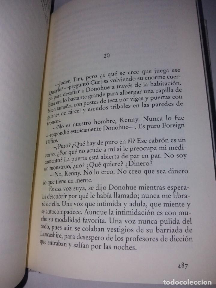 Libros: MITICA OBRA CUMBRE DE JHON LE CARRÉ MAESTRO DE LAS NOVELAS DE ESPIAS EDICION LIMITADA - Foto 32 - 249598640