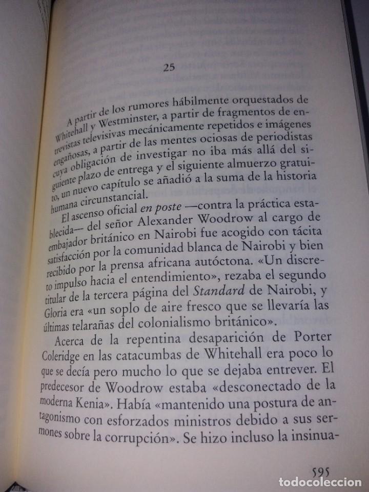 Libros: MITICA OBRA CUMBRE DE JHON LE CARRÉ MAESTRO DE LAS NOVELAS DE ESPIAS EDICION LIMITADA - Foto 37 - 249598640
