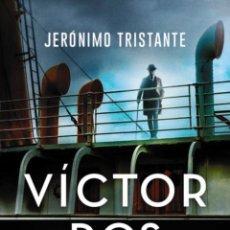 Libros: VÍCTOR ROS Y LOS SECRETOS DE ULTRAMAR.JERÓNIMO TRISTANTE.- NUEVO. Lote 251650755