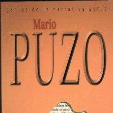 Libros: EL ULTIMO DON -- MARIO PUZO. Lote 252295815