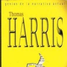 Libros: EL DRAGON ROJO -- THOMAS HARRIS. Lote 252366985