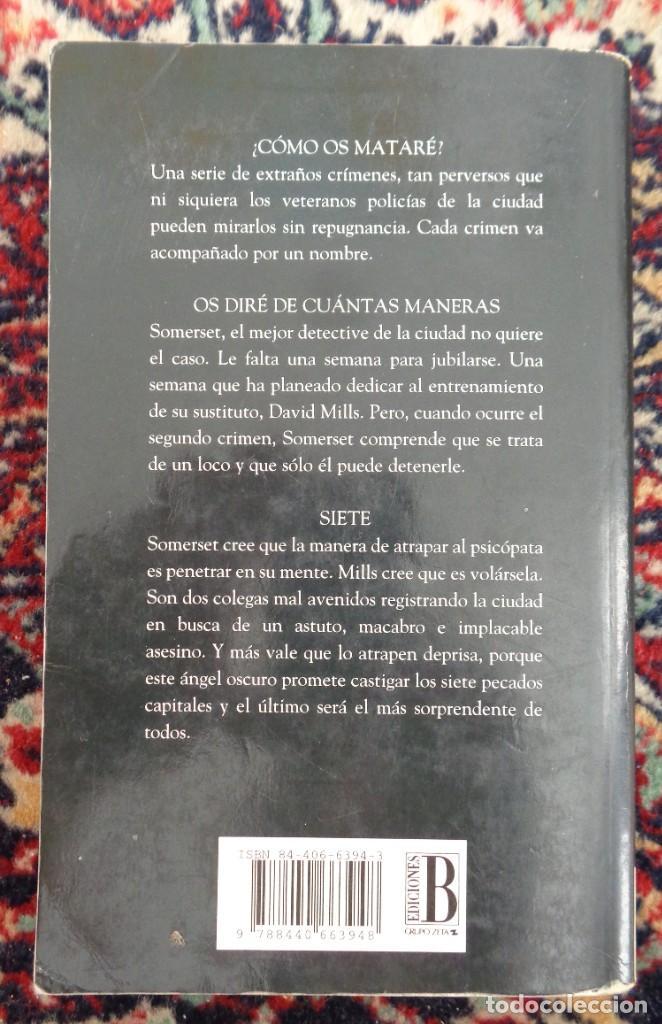 Libros: Anthony Bruno SEVEN - Foto 2 - 252371035