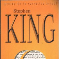 Libros: ECLIPSE TOTAL - STEPHEN KING. Lote 252377050