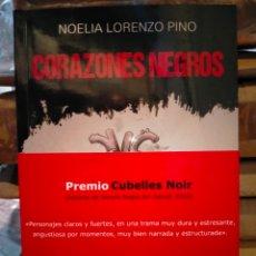 Libros: NOELIA LORENZO PINO. CORAZONES NEGROS.(UN CASO TE LA GENTE EIDER CHASSEREAU ) . EREIN. Lote 253581840