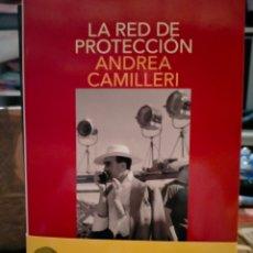 Libros: ANDREA CAMILLERI. LA RED DE PROTECCIÓN .(UN CASO DEL COMISARIO MONTALBANO. 30). SALAMANDRA. Lote 286562493