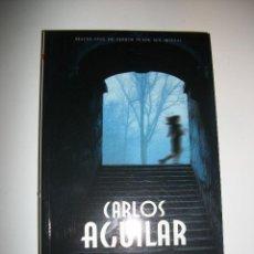 Libros: CARLOS AGUILAR NUEVE COLORES SANGRA LA LUNA. Lote 257283480