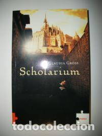 CLAUDIA GROSS SCHOLARIUM (Libros Nuevos - Literatura - Narrativa - Novela Negra y Policíaca)