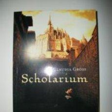 Libros: CLAUDIA GROSS SCHOLARIUM. Lote 257285835