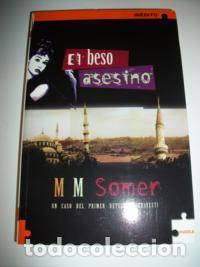 M. M. SOMER EL BESO ASESINO (Libros Nuevos - Literatura - Narrativa - Novela Negra y Policíaca)