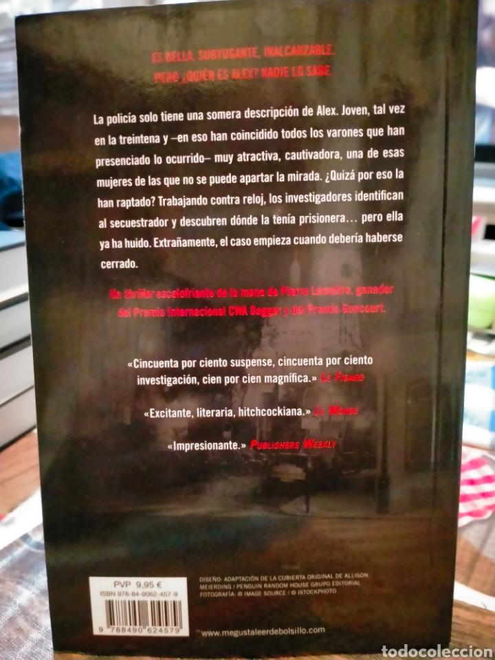 Libros: PIERRE LEMAITRE ALEX.(UN CASO DEL COMISARIO CAMILLE VERHOEVEN 2).DEBOLSILLO - Foto 2 - 257343415