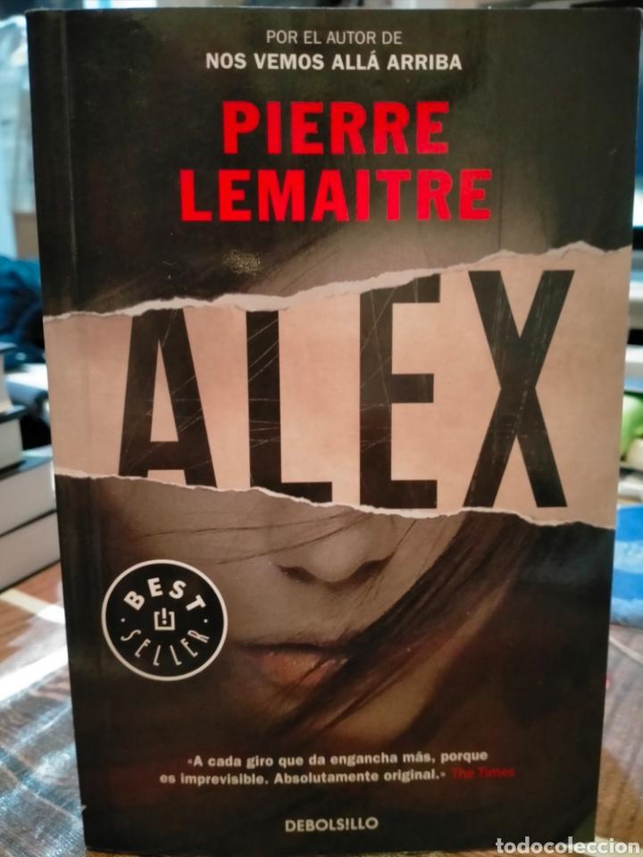 PIERRE LEMAITRE ALEX.(UN CASO DEL COMISARIO CAMILLE VERHOEVEN 2).DEBOLSILLO (Libros Nuevos - Literatura - Narrativa - Novela Negra y Policíaca)