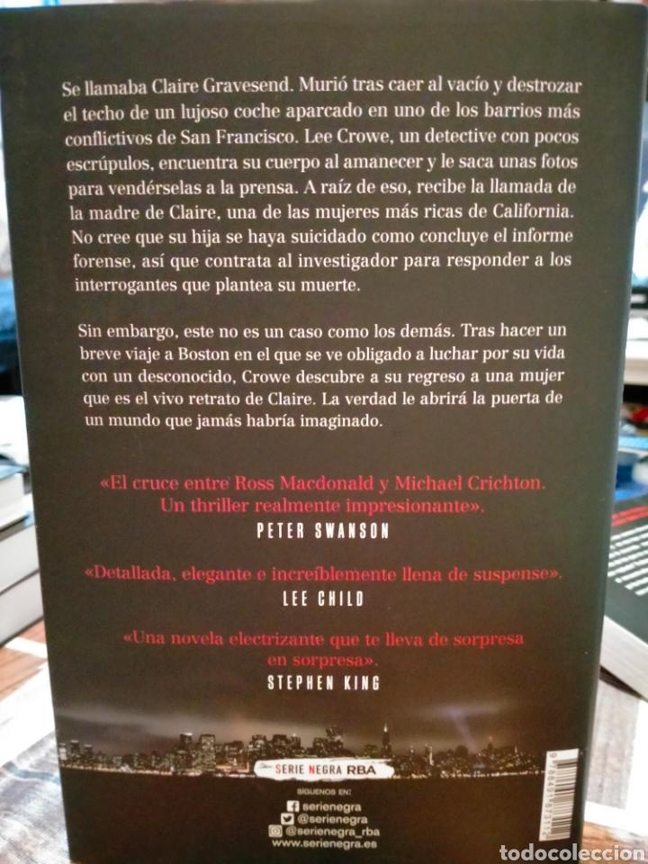 Libros: JONATHAN MOORE. DE ENTRE LOS MUERTOS .RBA - Foto 2 - 257344720