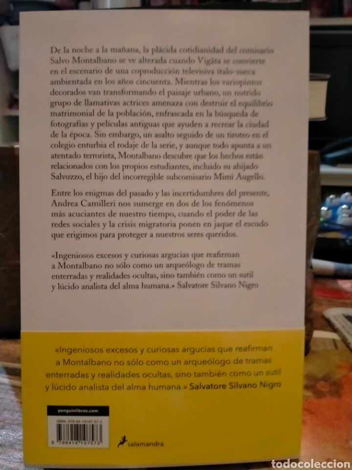 Libros: ANDREA CAMILLERI. LA RED DE PROTECCIÓN .(UN CASO DEL COMISARIO MONTALBANO. 30). SALAMANDRA - Foto 2 - 257347105