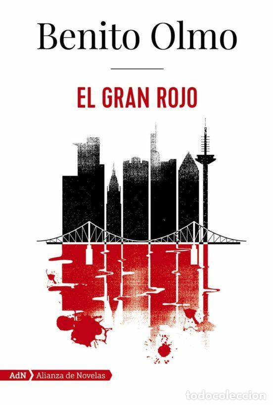 BENITO OLMO. EL FRAN ROJO.- NUEVO (Libros Nuevos - Literatura - Narrativa - Novela Negra y Policíaca)