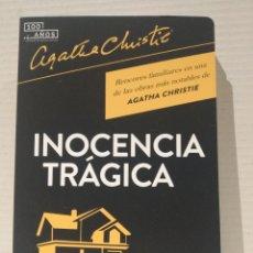 Libros: INOCENCIA TRÁGICA AGATHA CHRISTIE. Lote 257909930