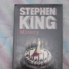 Libros: MISERY - ESTEPHEN KING. Lote 258048920
