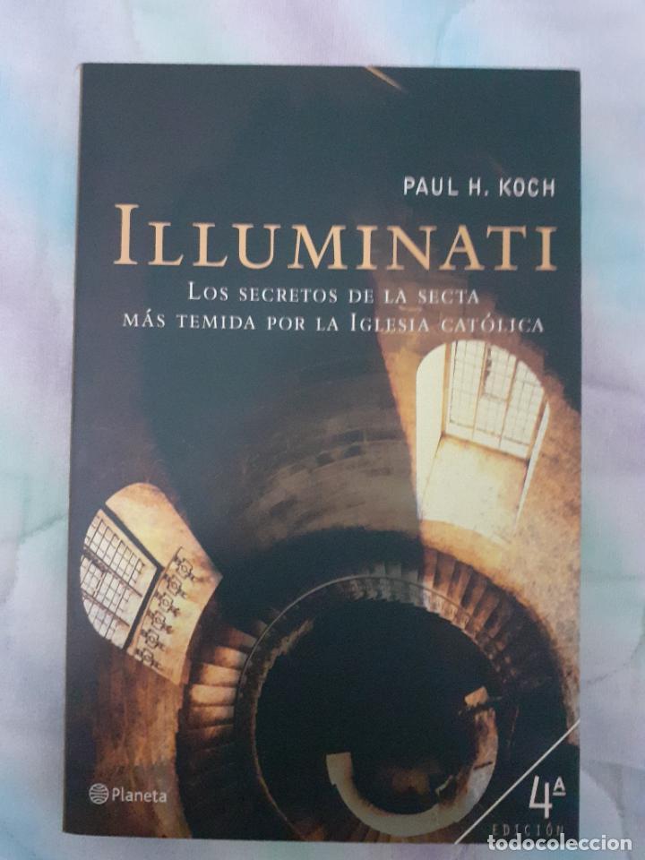 ILUMINATI - PAUL H. COCH (Libros Nuevos - Literatura - Narrativa - Novela Negra y Policíaca)