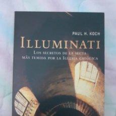 Libros: ILUMINATI - PAUL H. COCH. Lote 258265870