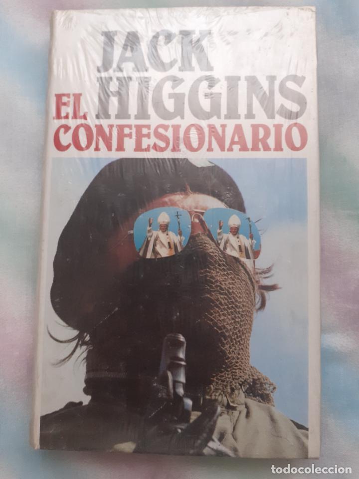 EL CONFESIONARIO - JACK HIGGINS (Libros Nuevos - Literatura - Narrativa - Novela Negra y Policíaca)