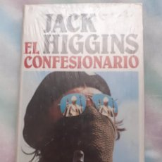 Libros: EL CONFESIONARIO - JACK HIGGINS. Lote 258518135