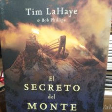 Libros: EL SECRETO DEL MONTE ARARAT-TIM LAHAYE-EDITA MR 2006. Lote 260667020