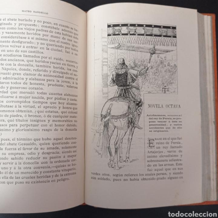 Libros: BANDELLO. , NOVELAS ESCOGIDAS , TAPA DURA , VER FOTOS - Foto 4 - 260746280