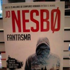 Libros: JO NESBO. FANTASMA.( UN CASO DE HARRY HOLE 9 ). ROJA&NEGRA. Lote 261140340