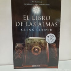 Libros: EL LIBRO DE LAS ALMAS DE GLENN COOPER. Lote 261144175