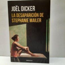 Libros: LA DESAPARICIÓN DE STEPHANIE MAILER. Lote 261631115