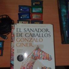 Libros: EL SANADOR DE CABALLOS. Lote 261773690
