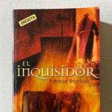 Libros: EL INQUISIDOR DE PATRICIO STURLESE DEBOKSILLO. Lote 261806750