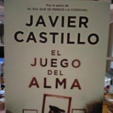 Libros: JAVIER CASTILLO. EL JUEGO DEL ALMA .SUMA. Lote 262652725
