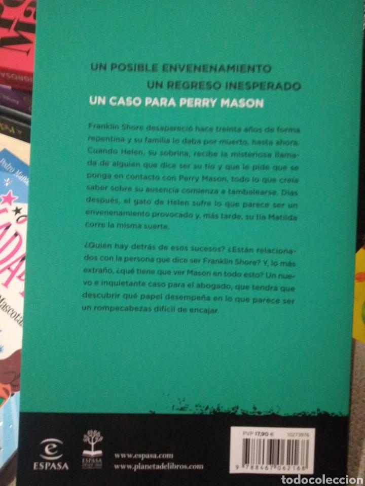 Libros: El caso del gatito imprudente (Serie Perry Mason 5) Erle Stanley Gardner Serie Hbo - Foto 2 - 264282220
