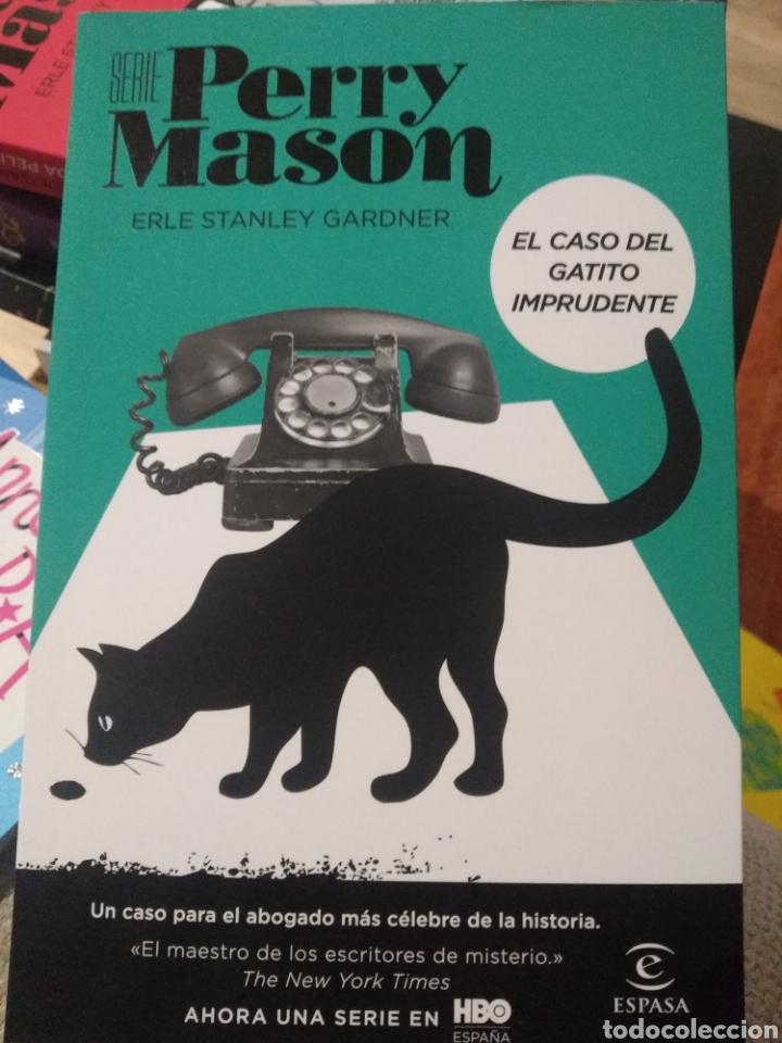 EL CASO DEL GATITO IMPRUDENTE (SERIE PERRY MASON 5) ERLE STANLEY GARDNER SERIE HBO (Libros Nuevos - Literatura - Narrativa - Novela Negra y Policíaca)