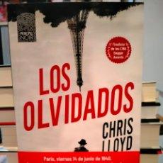 Libros: CRHIS LLOYD. LOS OLVIDADOS.(UN CASO DEL DETECTIVE EDDIE GIRAL) .PRINCIPAL. Lote 265385054