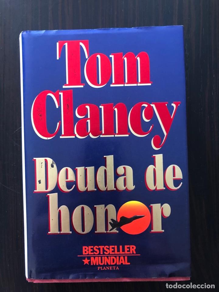 """LIBRO """"DEUDA DE HONOR"""", TOM CLANCY (Libros Nuevos - Literatura - Narrativa - Novela Negra y Policíaca)"""
