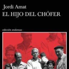 Libros: EL HIJO DEL CHÓFER. Lote 266942079