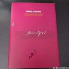 Libros: JANE EYRE I , CHARLOTTE BRONTE , TAPA DURA , 199 PAG.. Lote 267090094