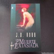 Libros: UNA MUERTE EXTASIADA , J.D.ROBB , PLAZA JANES. Lote 267090784