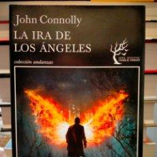 Libros: JOHN CONNOLLY. LA IRA DE LOS ÁNGELES.(UN CASO DE CHARLIE PARKER 12) .TUSQUETS. Lote 267137879