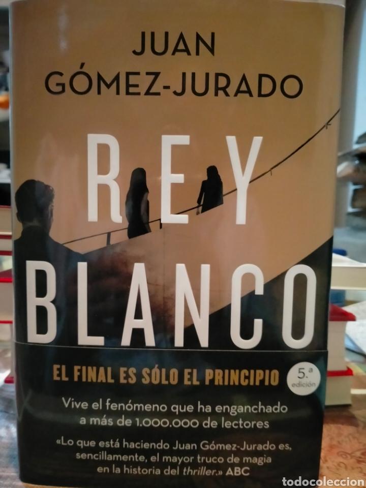 JUAN GÓMEZ-JURADO . REY BLANCO .B (Libros Nuevos - Literatura - Narrativa - Novela Negra y Policíaca)