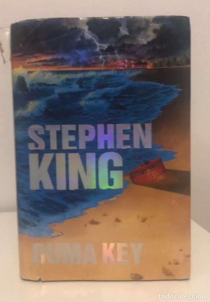DUMA KEY - STEPHEN KING (Libros Nuevos - Literatura - Narrativa - Novela Negra y Policíaca)
