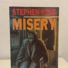Libros: MISERY - STEPHEN KING - CATALÁN. Lote 267644194